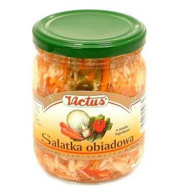 Kupić Sałatka obiadowa , sałatka warzywna , sałatka , przetwory warzywno- owocowe , Victus