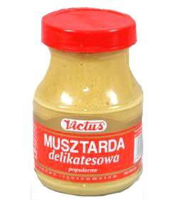 Kupić Musztarda delikatesowa , musztarda , przyprawy , sosy , dressingi , Victus