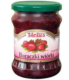 Kupić Buraczki wiórki , buraki , przetwory warzywne , Victus