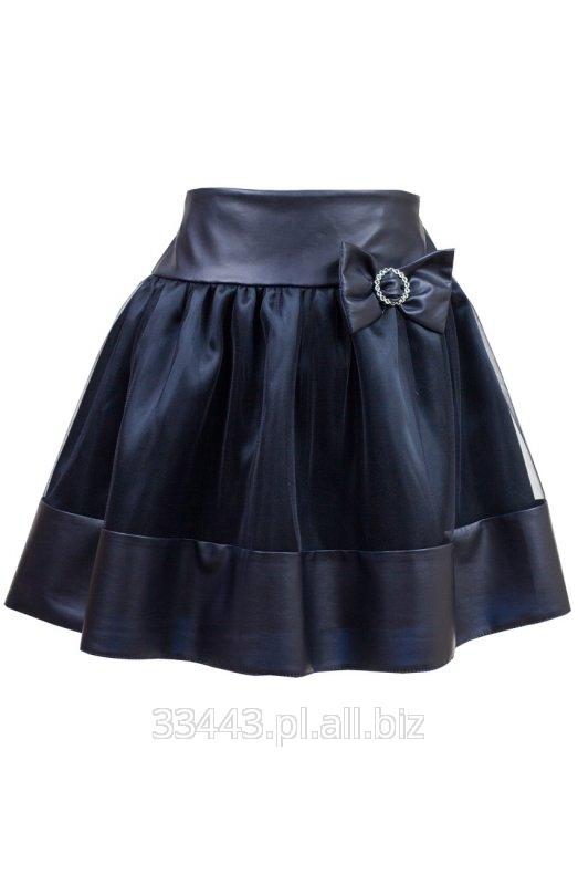 Kupić Granatowa spódnica dla dziecka z tiulu
