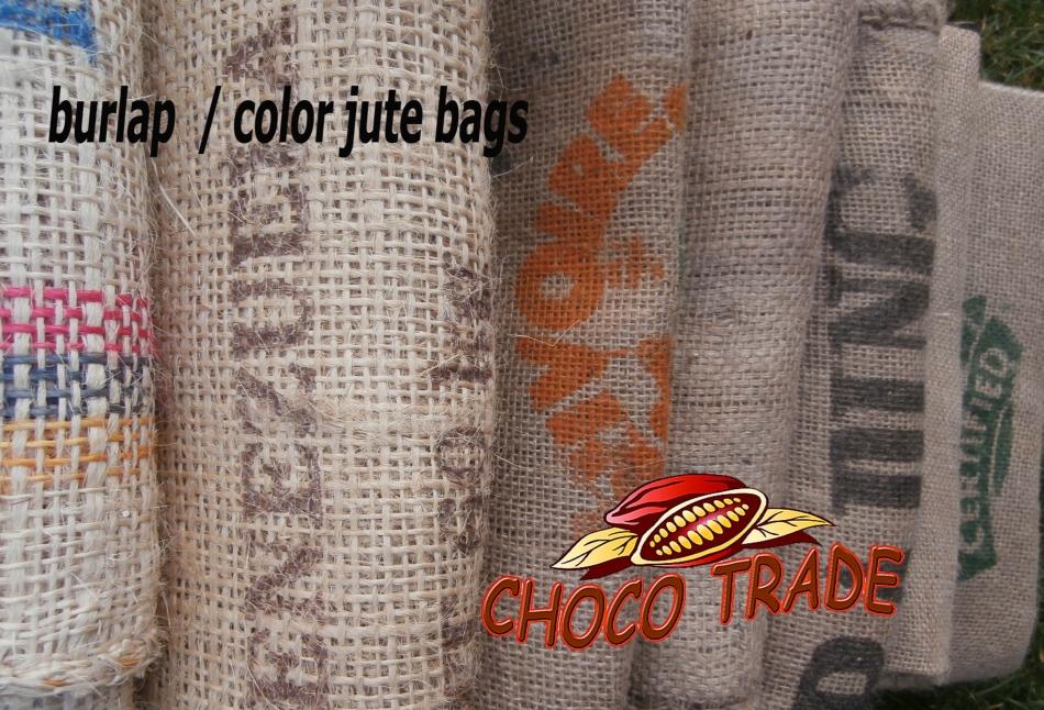 Kupić Worki jutowe dekoracyjne burlap jute bags