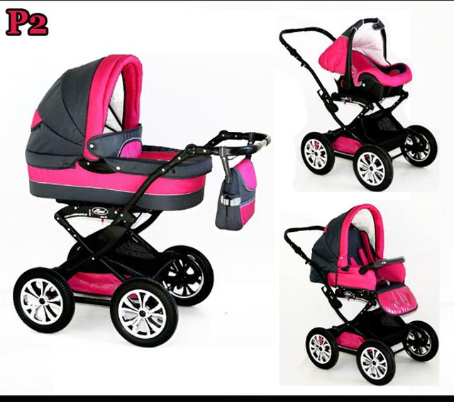 Kupić Wózek dziecięcy POLARIS