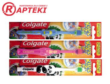 Kupić Colgate 2+ szczoteczka dla dzieci od 2 roku życia
