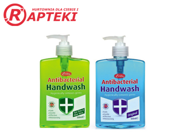 Kupić Certex antybakteryjne mydła w płynie 500ml