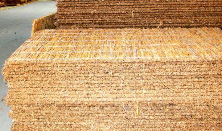 Płyty Trzcinowe Płyty Z Trzciny Pokrycie Dachów Altan