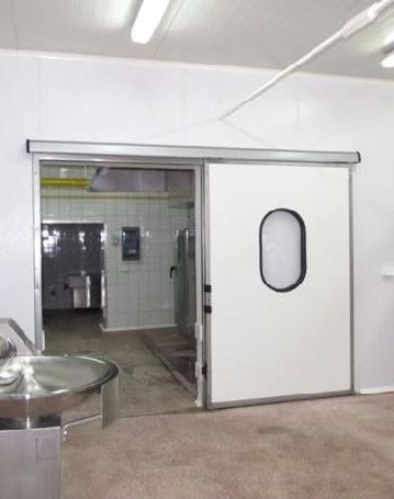 Kupić _Drzwi technologiczne do chłodni zawiasowe, wahadłowe, przesuwane