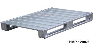 Palety metalowe płaskie typ PMP / Поддоны металлические тип ПМППоддоны металлические тип ПМП