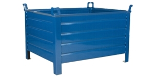 Buy Metal containers type KMP on the feet without lateral flaps/Ёмкости металлические Тип КМП на ножках без бокового клапана