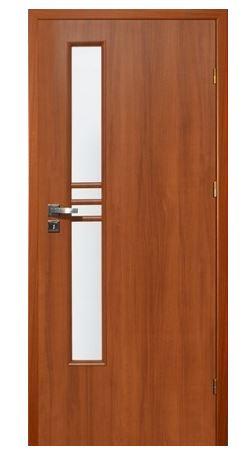 Kupić Skrzydło drzwiowe wewnętrzne okleinowe GALA , drzwi wewnętrzne , drzwi okleinowe
