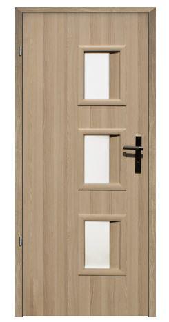 Kupić Skrzydło drzwiowe wewnętrzne okleinowe VERSO , skrzydło drzwiowe , drzwi okleinowe