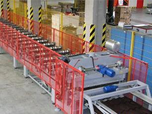 Kupić Linie technologiczne do foliowania blach dachowych w ciągu automatycznym typu FS