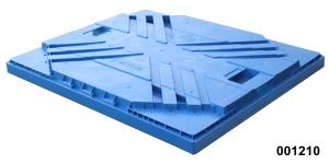 Pokrywy plastikowe do palet typ VW 001210, VW 001006