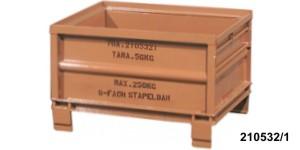 Pojemnik metalowy TYP 210532/1 / Поддоны и ёмкости VW тип 210532/1