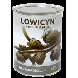 Kupić LOWICYN - farba do malowania powierzchni ocynkowanych strukturalna