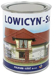 Kupić LOWICYN-Sx - farba do malowania powierzchni ocynkowanych (połysk)