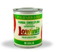Kupić LOWINIT - farba emulsyjna nawierzchniowa uniwersalna