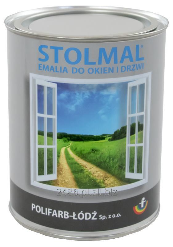 Kupić STOLMAL - emalia alkidowa do stolarki budowlanej