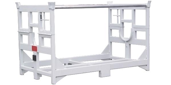 Stojak do transportu i magazynowania folii w rolkach Typ SRL / Стойки для плёнки в рулонах тип CPЛ