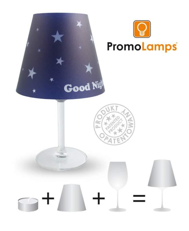 Kupić Promo Lamps - Lampki reklamowe z indywidualną grafiką