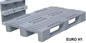Palety higieniczne EURO H1 1200 x 800 / Поддоны гигиенические EURO H1 1200 х 800