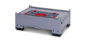Купить Ящико-поддоны cкладные c боковыми клапанами тип SКА