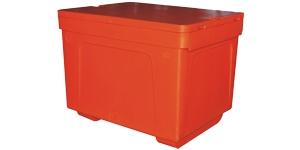 Kontenery izolowane z pokrywami ALS / Изолированные контейнеры oт 300 дo 800л