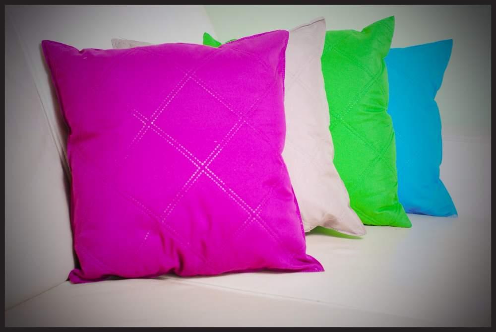 Kupić Jednokolorowe Poduszki Pikowane