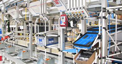 Kupić Linie montażowe do automatyzacji stanowisk montażowych