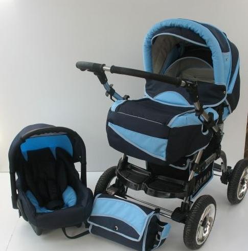 Kupić Wózki dziecięce z możliwością regulacji twardości amortyzatorów dolnych