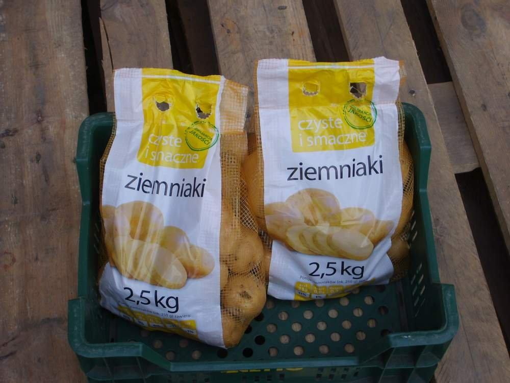 Kupić Ziemniaki różnych odmian.