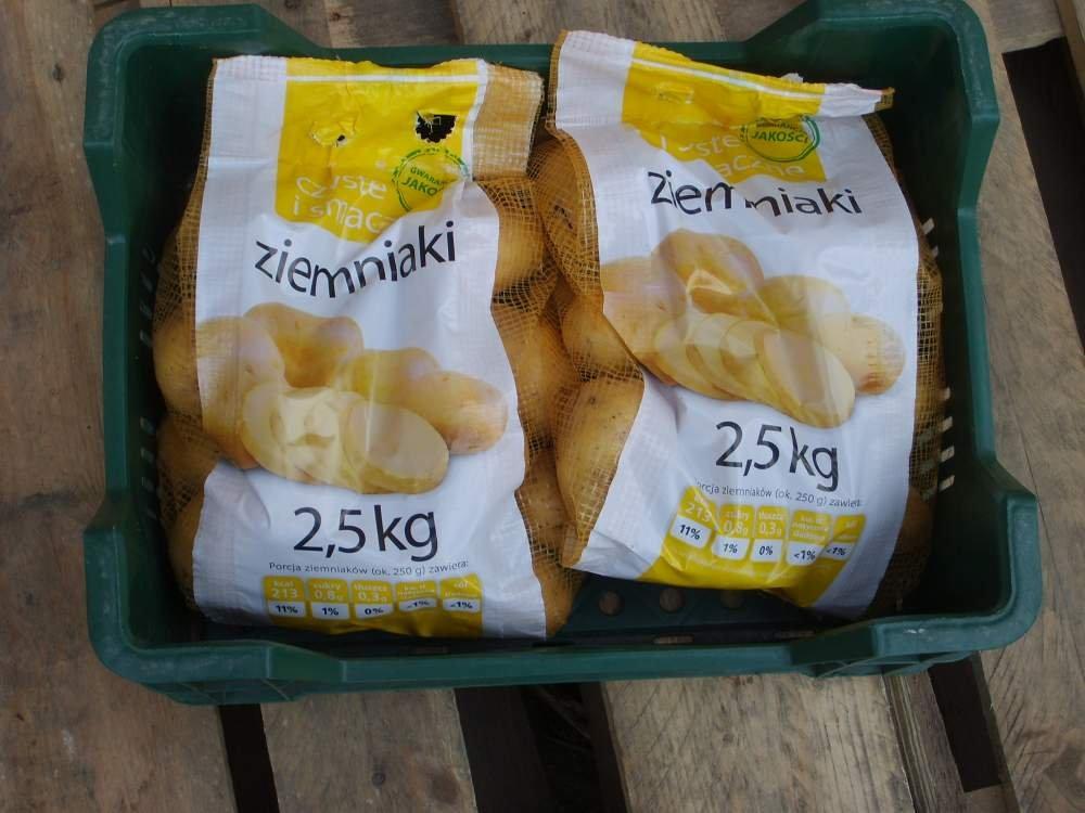 Kupić Ziemniaki stołowe różnych odmian