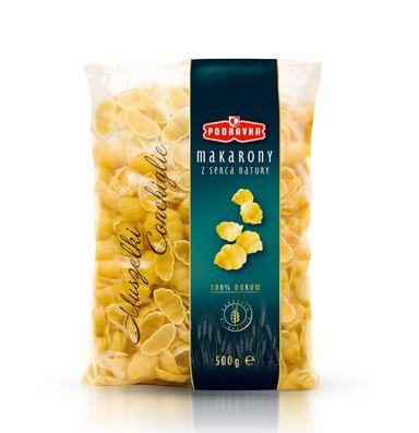 Kupić Muszelki – Conchiglie , makaron muszelki , Podravka