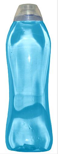 Kupić Butelki plastikowe 1 L do chemii gospodarczej