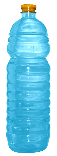 Kupić Butelki plastikowe bezbarwne na oleje spożywcze