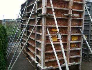Kupić Ciężkie deskowania ścienne w systemie Sten