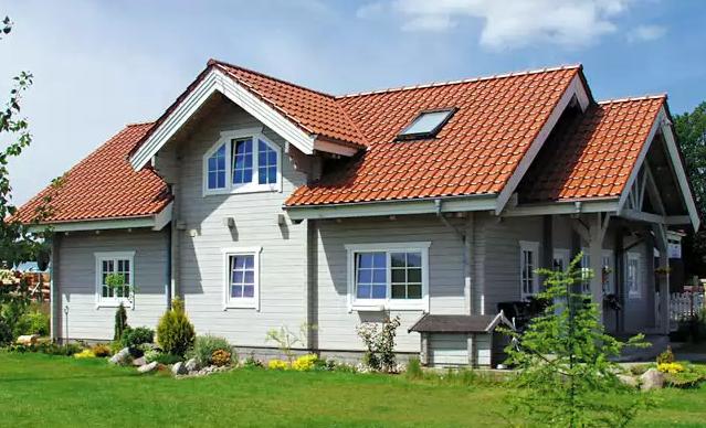 Kupić Domy z bali prostokątnych