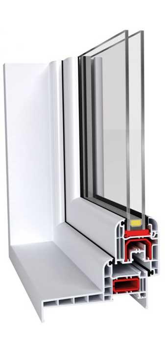 Kupić Okna Monoblock - okna włoskie, francuskie
