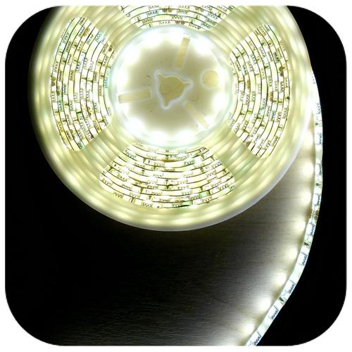Kupić Wodoodporna taśma LED 24V 72W - biała naturalna / ciepła SMD5050.