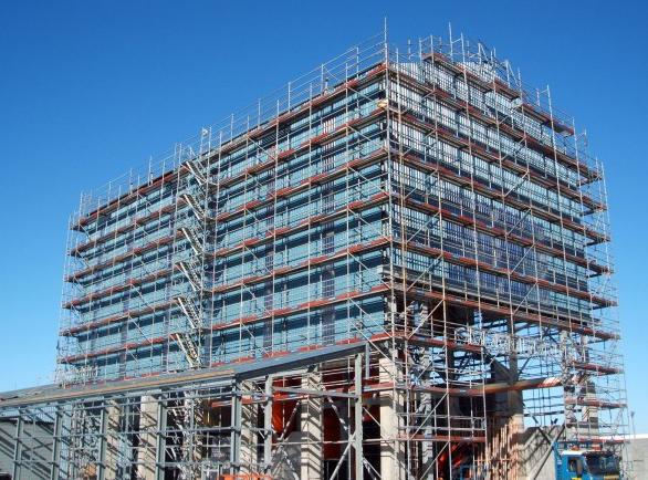 Kupić Rusztowania fasadowe typu plettac w rewelacyjnej cenie