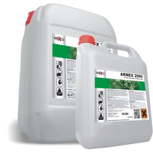 Kupić ARMEX 2000 - aktywny roztwór dwutlenku chloru