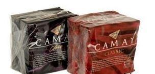 Kupić Mydła Camay 4x100g