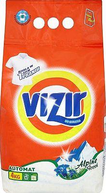 Kupić Proszek do prania Vizir 4kg