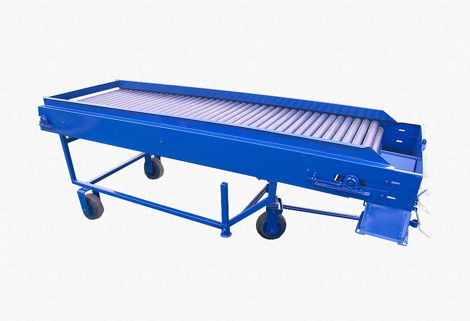 Kupić Stół przebierczy rolkowy SP-1 do selekcji ziemniaków i innych ziemiopłodów