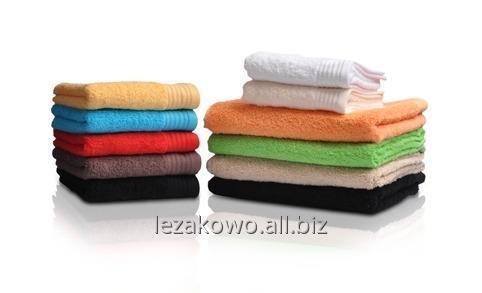 Kupić Ręczniki frotte z logo klienta