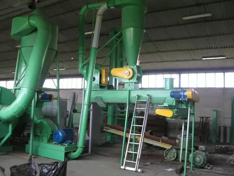 Linie do produkcji pelletu opałowego i granulacji pasz od producenta