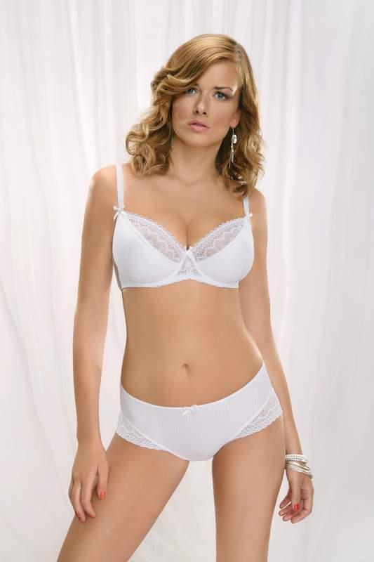 Kupić Biustonosz na duży biust Susanna 12857 biały