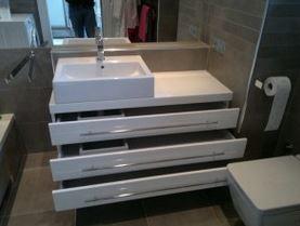 Kupić Meble łazienkowe projektowane na wymiar