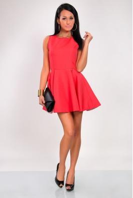 Kupić Luksusowa sukienka rozkloszowana z koła S