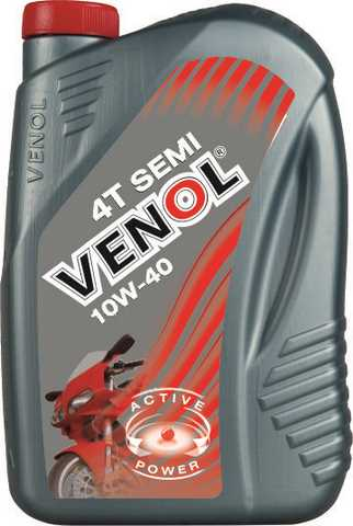 VENOL 4T SEMI ACTIVE 10W-40