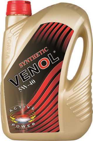 Kupić VENOL SYNTHETIC ACTIVE 5W-40